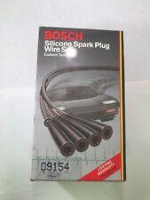 Spark Plug Wire Set Bosch 09154 Fits 81-91 Chrysler Dodge Plymouth l4