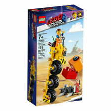GEN 2019 LEGO 70829 THE MOVIE 2 IL BUGGY FUGGI-FUGGI DI EMMET E LUCY!
