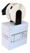 4 Rolls DK 1208 Brother Compatible Address Labels With PERMANENT Cartridge