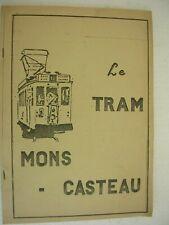 Le Tram Mons - Casteau