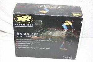 Niterider Road Rat 6 Volt Halogen Bicycle Light System, Complete in Original Box