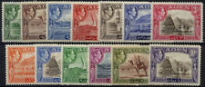 George VI (1936-1952) Mint Hinged British Multiples Stamps