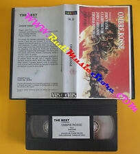 VHS film OMBRE ROSSE John Wayne Carradine Ford Mitchell SKEMA N.9 (F127*) no dvd