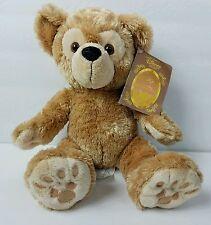 Disney Parks Pre Duffy Bear Hidden Mickey Hiddey Tan Plush Storybook With Tags