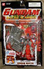 Bandai Battle Scarred Gundam Maxter Figure Toonami CN - NIB
