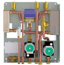 kit B edilkamin per termocamino legna da abbinare a caldaia CON produzione ACS