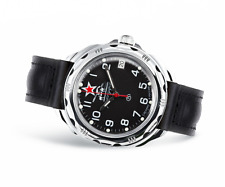 WATCH Men's VOSTOK  KOMANDIRSKIE # 211306 NEW