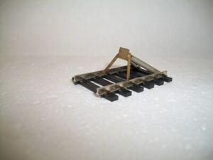 Tomar N Scale Bumping Posts N-808  Bob  Train Guy