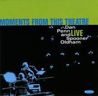 Dan Penn & Spooner Oldham - 'Moments From This Theatre' live 1998 CD new sealed