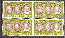 Belgie - 1964 - Mi. 1366 (Blok van 4) - Postfris - SU323