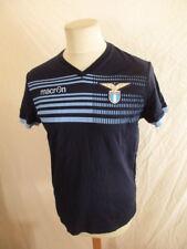 T-shirt de football vintage SS LAZIO Bleu Taille M