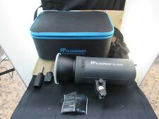 Flashpoint RL-600B by Adorama Bundle w/ Grip Remote and Case No Charger Used