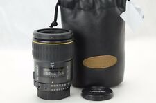 Obiettivo Tamron SP AF 90mm f/2, 8 Macro per Nikon AF, bene!