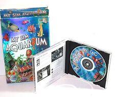 MY SIM AQUARIUM PC CD ROM ISBN-1933413573 (PC, 2006)