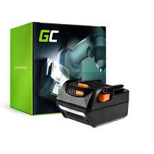 Batterie pour AEG BSS 18C 12Z-0 12Z Li-402C Li-Ion 4Ah