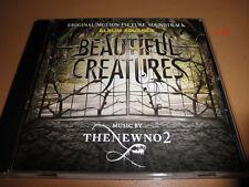 BEAUTIFUL CREATURES promo CD advance cd-r soundtrack THENEWNO2 ben harper