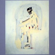 "JEAN MICHEL BASQUIAT ART COVER DUB CONFERENCE VINYL 12"" N.MINT RARE"