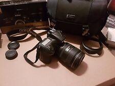 Nikon D810 FX-format 36.3MP Digital SLR Camera with 24-120mm f/4G ED VR Lens New