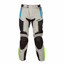 Pantaloni imbottiti per motociclista uomo cordura