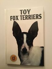Toy Fox Terriers by Sherry Baker Krueger - #1 Best Selling Toy Fox Terrier Book