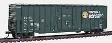Atlas # 20002900  Plug-Door Boxcar British Columbia Railway # 851015  HO MIB