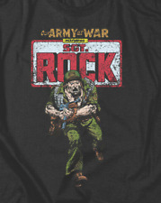 DC Comics Our Army at War, with Sgt. Rock Mens Unisex T-Shirt Available Sm to 5x