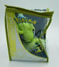 """Pokemon 20th Anniversary Celebi Toysrus Exclusive Plush 8"""" New Tomy"""
