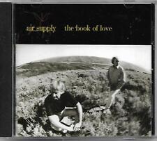 Air Supply The Book of Love Australian CD (1997)