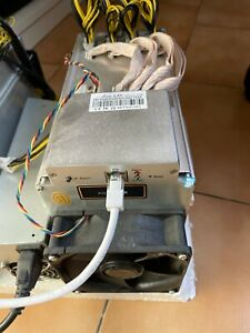 Bitmain Antminer L3+ 504MH/s Litecoin Doge Mining Cryptocurrency