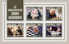 GUINEA-BISSAU 2018 CHESS Garry Kasparov S201804