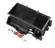 Porsche 911 Engine Air Box 39mm O.D. Intake Ports GENUINE 91111090401 NEW