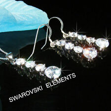 Unbranded Crystal Bridal Jewellery Earrings