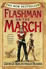 Flashman on the March (The Flashman Papers, Book 11),George MacDonald Fraser