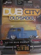 Jada Toys Blue Diecast Vehicles