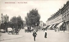 Swiss Cottage. The Cross Roads # 90 by Charles Martin.