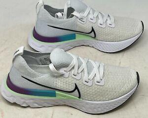 Nike React Infinity Run Flyknit  Women's 6.5 CD4372  102   NO BOX TOP