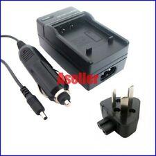 Travl Casa Pared Cargador De Batería Para BP-DC4 Leica C-LUX1 D-LUX2 D-LUX3 D-LUX4 /_ SX