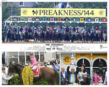 WAR OF WILL PREAKNESS STAKES 2019 PHOTO 10 X 8