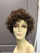 Sherri Shepherd FULL ON CURLS Short Curly Shag HD Wig P27/30/33 Auburns