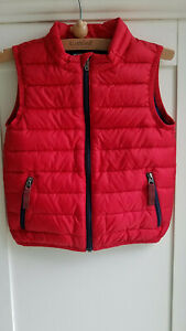 Patagonia Toddler Down Sweater Vest Red Size 18 Month (29022D)
