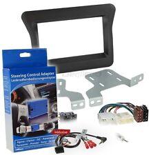 RENAULT MASTER 3 10-14 2-Din Car Radio Installation Set