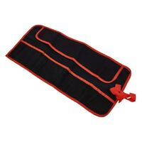 AMTECH NEW 15 POCKET CANVAS TOOL ROLL SPANNER TOOL STORAGE *Water Resistant*