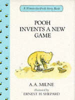 Pooh Invents a New Game (Winnie-the-Pooh), Milne, A. A., Very Good Book