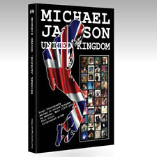 MICHAEL JACKSON - United Kingdom Discography Vinyl Records Guide 1972-2014 Book