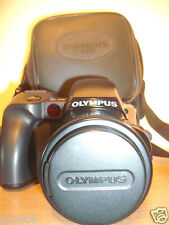 OLYMPUS IS-1 35MM FILM BRIDGE CAMERA~35-135MM ED LENS~TIMER~BUILT IN FLASH (MM2)