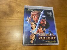 Sword Of the Valiant Blu-ray*Scorpion Releasing*80's Classic*Sean Connery*NEW*