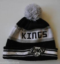 LA KINGS NHL HOCKEY Winter TOQUE/TUQUE Knitted Hat Los Angeles