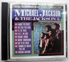 Michael Jackson & The Jackson 5 Great Songs Inspired 25th Anniversay TV Special