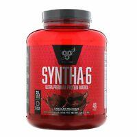 BSN, Syntha-6, Protein Powder Drink Mix, Chocolate Milkshake, 5 lbs (2.27 kg)