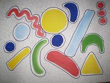 Original Watercolour  Artwork -  Abstract 3